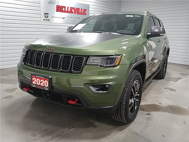 2020 Jeep Grand Cherokee Trailhawk (Stk: 0289) in Belleville - Image 1 of 11