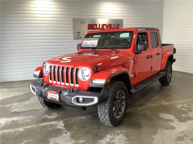 2020 Jeep Gladiator Overland (Stk: 0221) in Belleville - Image 1 of 15