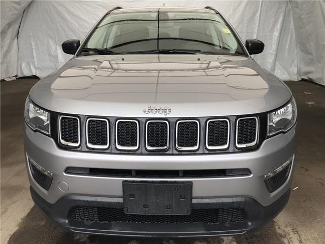 2020 Jeep Compass Sport (Stk: 201154) in Thunder Bay - Image 1 of 17
