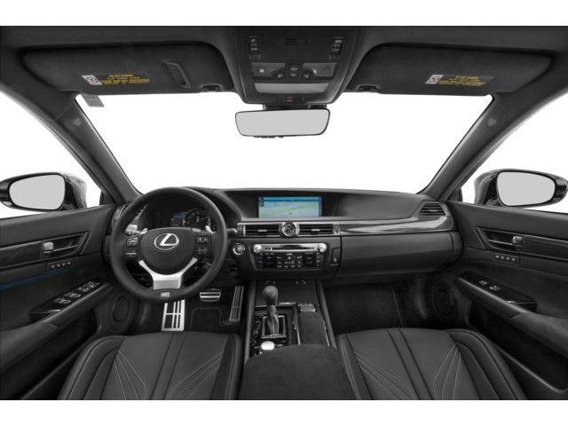 2017 Lexus GS F Base (Stk: A002315) in Brampton - Image 5 of 9