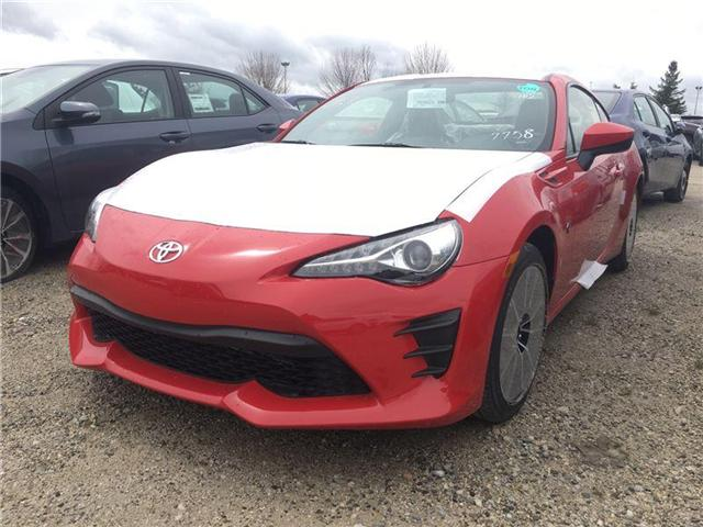 2017 Toyota 86 Base (Stk: 706576) in Brampton - Image 1 of 5