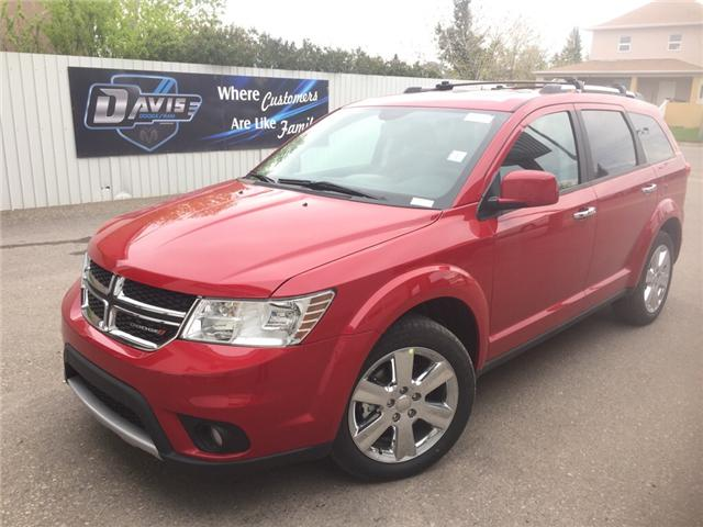 2017 Dodge Journey GT (Stk: 10695) in Fort Macleod - Image 1 of 24