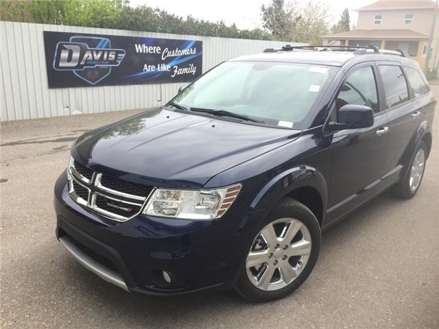 2017 Dodge Journey GT (Stk: 10692) in Fort Macleod - Image 1 of 25