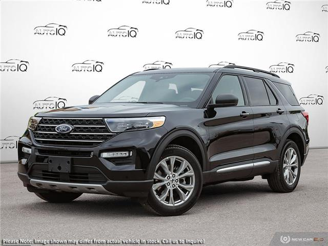 2021 Ford Explorer XLT (Stk: A47957) in Kitchener - Image 1 of 23