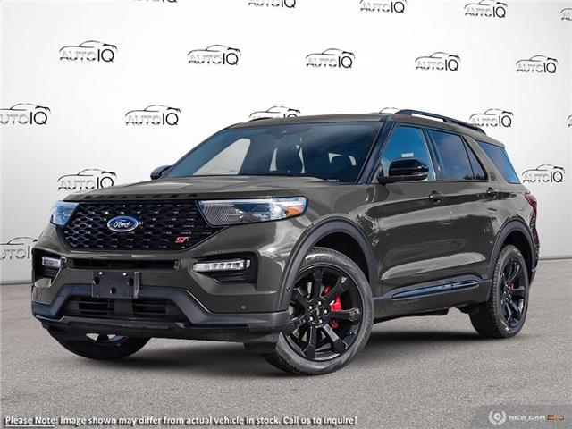 2021 Ford Explorer ST (Stk: A34584) in Kitchener - Image 1 of 23