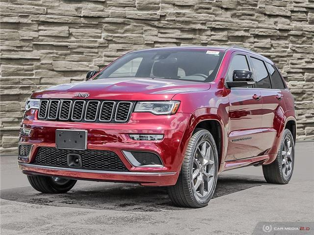 2020 Jeep Grand Cherokee Limited (Stk: L1204) in Hamilton - Image 1 of 26