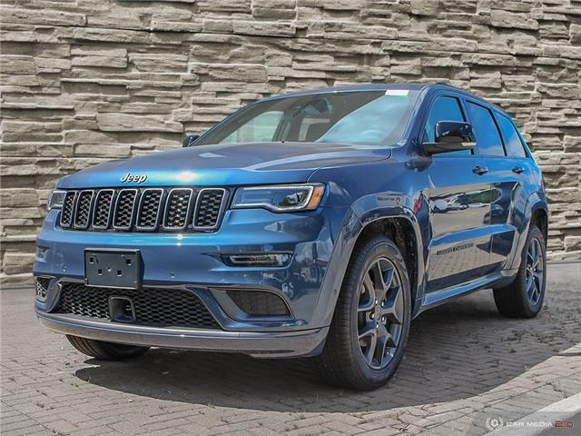 2020 Jeep Grand Cherokee Limited (Stk: L1202) in Hamilton - Image 1 of 24