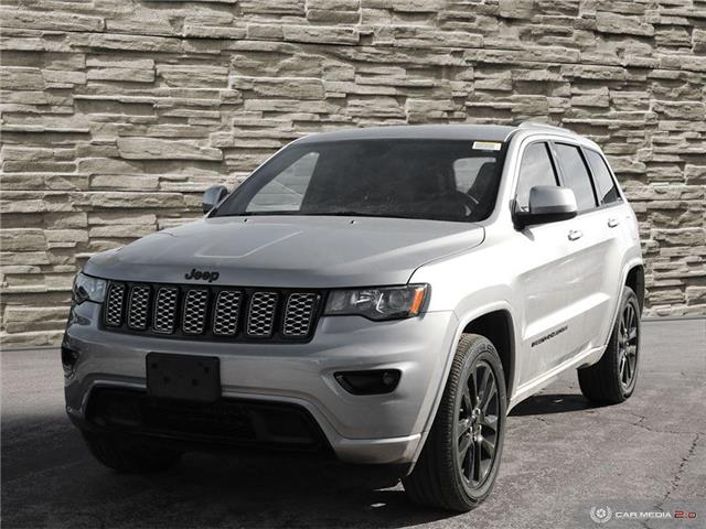 2020 Jeep Grand Cherokee Laredo (Stk: L1161) in Hamilton - Image 1 of 27