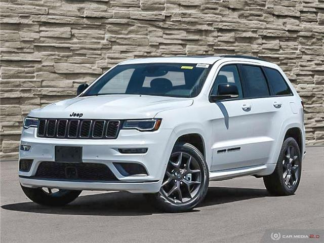 2020 Jeep Grand Cherokee Limited (Stk: L2169) in Welland - Image 1 of 27