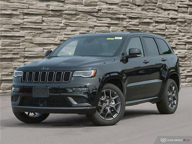 2020 Jeep Grand Cherokee Limited (Stk: L2321) in Welland - Image 1 of 27