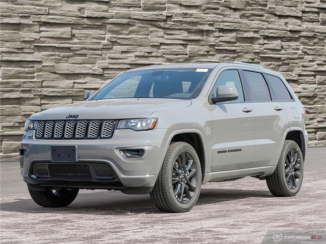 2020 Jeep Grand Cherokee Laredo (Stk: L1243) in Hamilton - Image 1 of 27