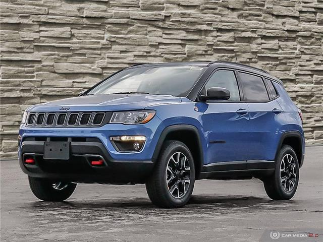 2020 Jeep Compass Trailhawk (Stk: L1081) in Hamilton - Image 1 of 27