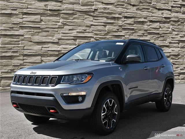 2020 Jeep Compass Trailhawk (Stk: L1167) in Hamilton - Image 1 of 27