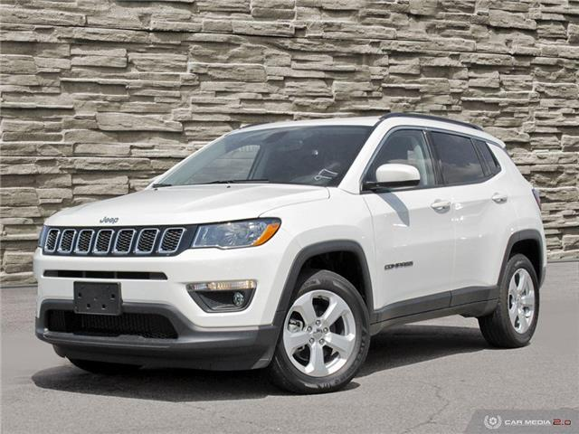 2020 Jeep Compass North (Stk: J4152) in Brantford - Image 1 of 27