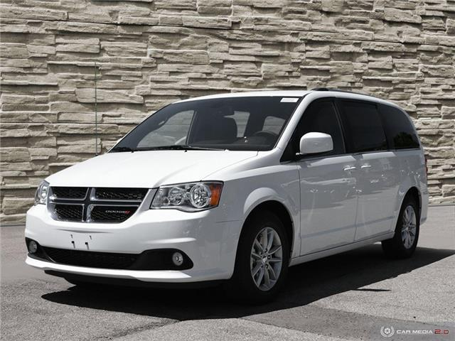2020 Dodge Grand Caravan Premium Plus (Stk: L8076) in Hamilton - Image 1 of 27