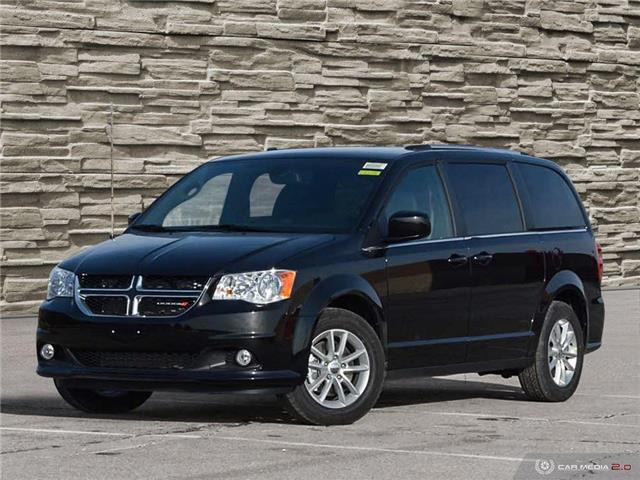 2020 Dodge Grand Caravan Premium Plus (Stk: L2119) in Welland - Image 1 of 27