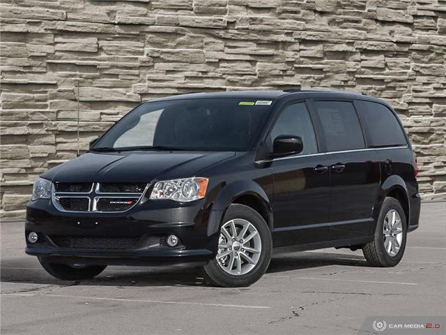 2020 Dodge Grand Caravan Premium Plus (Stk: L2120) in Welland - Image 1 of 27