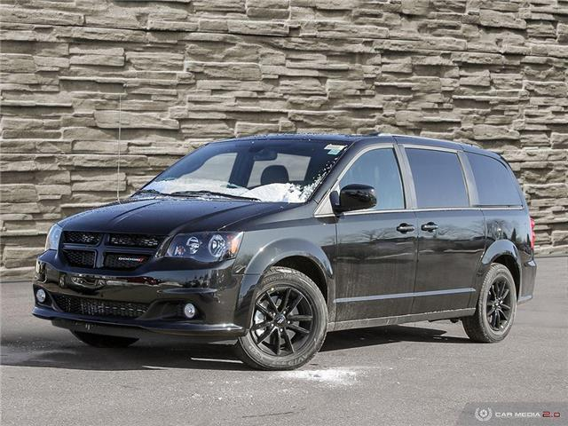 2020 Dodge Grand Caravan GT (Stk: C6008) in Brantford - Image 1 of 27