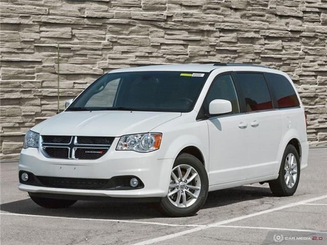 2020 Dodge Grand Caravan Premium Plus (Stk: L2147) in Welland - Image 1 of 27