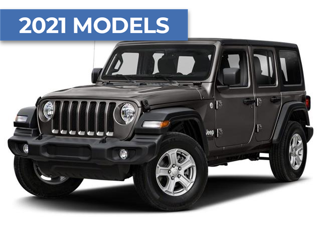 2021 Jeep Wrangler Unlimited Sahara (Stk: M1023) in Hamilton - Image 1 of 9