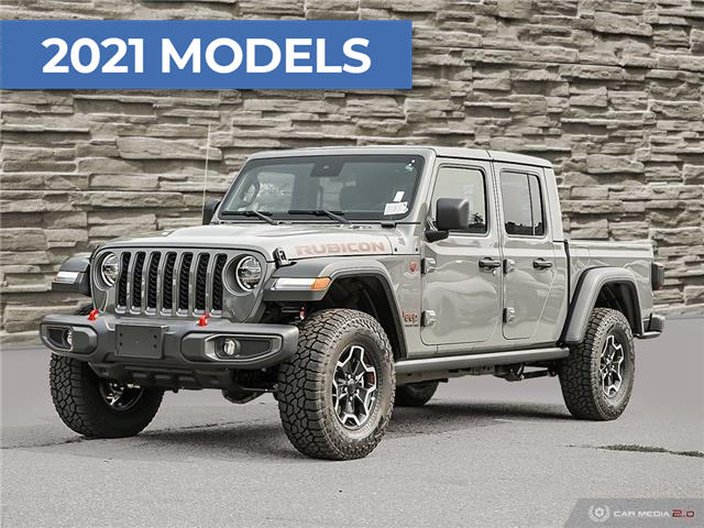 2021 Jeep Gladiator Rubicon (Stk: M1012) in Hamilton - Image 1 of 29