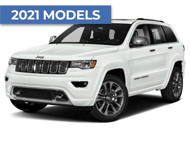 2021 Jeep Grand Cherokee Overland (Stk: M1035) in Hamilton - Image 1 of 9