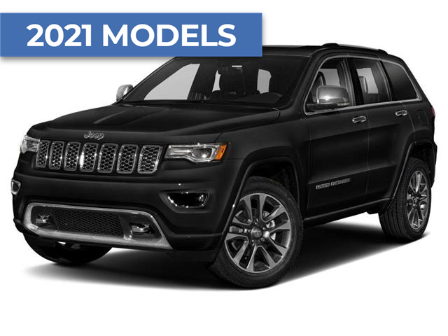 2021 Jeep Grand Cherokee Overland (Stk: M1037) in Hamilton - Image 1 of 9