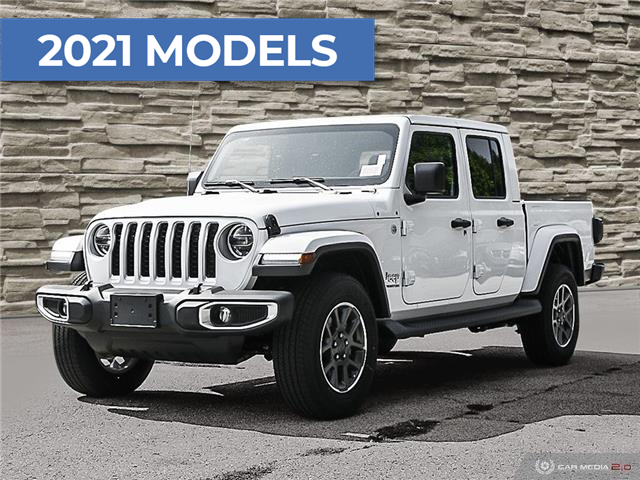 2021 Jeep Gladiator Overland (Stk: M1014) in Hamilton - Image 1 of 20