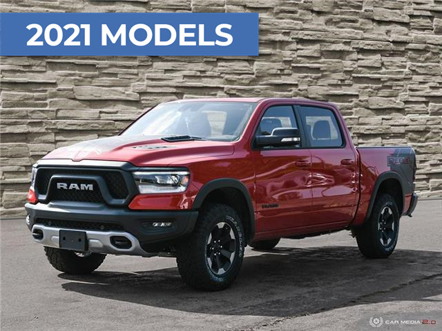 2021 RAM 1500 Rebel (Stk: M2003) in Hamilton - Image 1 of 26
