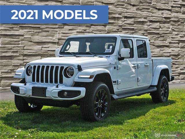 2021 Jeep Gladiator Overland (Stk: M1020) in Hamilton - Image 1 of 26
