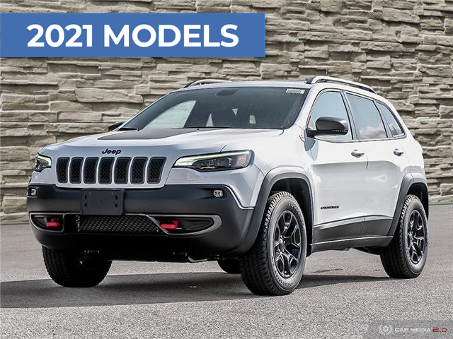 2021 Jeep Cherokee Trailhawk (Stk: M1025) in Hamilton - Image 1 of 28