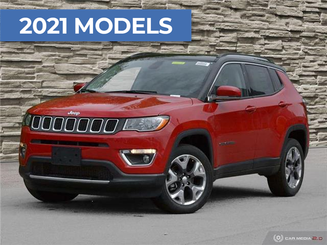 2021 Jeep Compass Limited (Stk: M2008) in Welland - Image 1 of 27