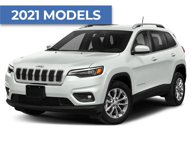 2021 Jeep Cherokee North (Stk: M1048) in Hamilton - Image 1 of 9