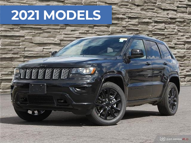2021 Jeep Grand Cherokee Laredo (Stk: J4216) in Brantford - Image 1 of 27