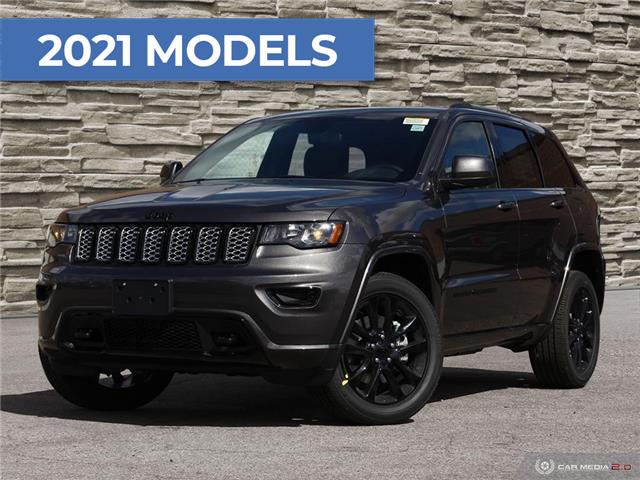 2021 Jeep Grand Cherokee Laredo (Stk: J4213) in Brantford - Image 1 of 27