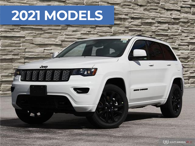2021 Jeep Grand Cherokee Laredo (Stk: J4214) in Brantford - Image 1 of 27