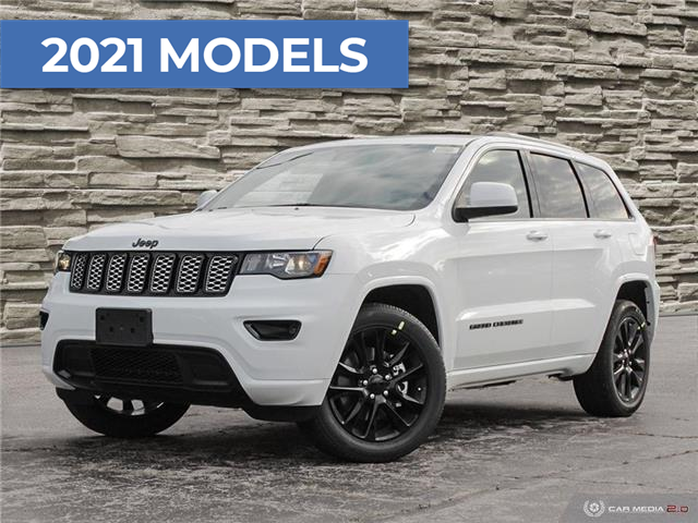 2021 Jeep Grand Cherokee Laredo (Stk: M1034) in Hamilton - Image 1 of 27