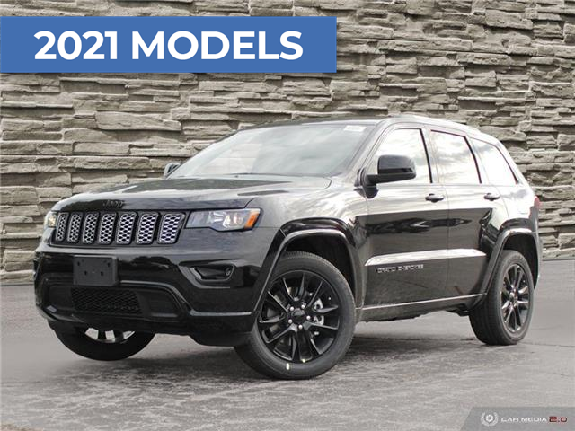 2021 Jeep Grand Cherokee Laredo (Stk: M1040) in Hamilton - Image 1 of 27