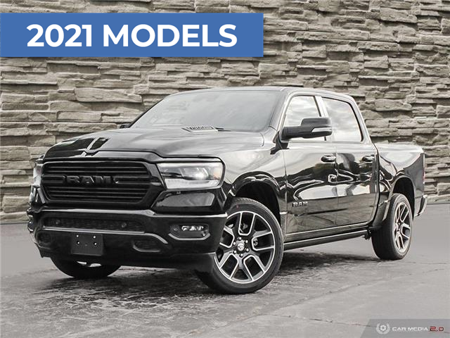 2021 RAM 1500 Rebel (Stk: M2012) in Hamilton - Image 1 of 27