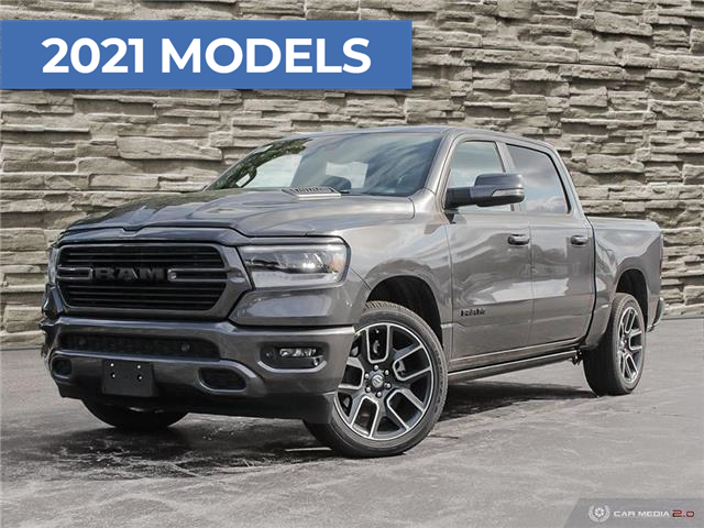 2021 RAM 1500 Rebel (Stk: M2013) in Hamilton - Image 1 of 27