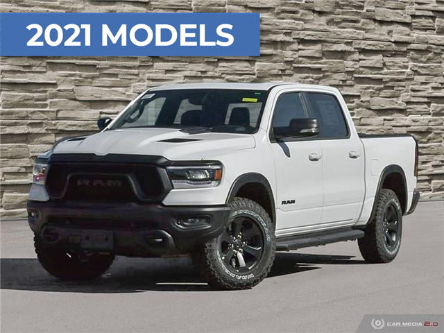 2021 RAM 1500 Rebel (Stk: M2020) in Welland - Image 1 of 27