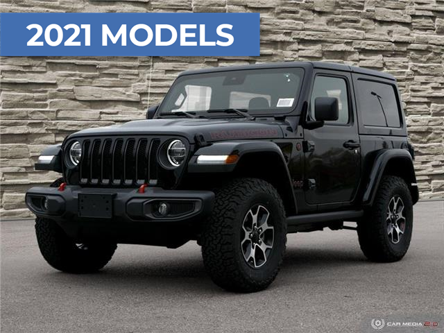 2021 Jeep Wrangler Rubicon (Stk: M1042) in Hamilton - Image 1 of 26