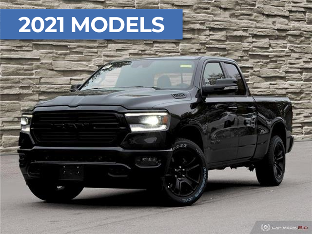 2021 RAM 1500 Sport (Stk: M2025) in Welland - Image 1 of 27