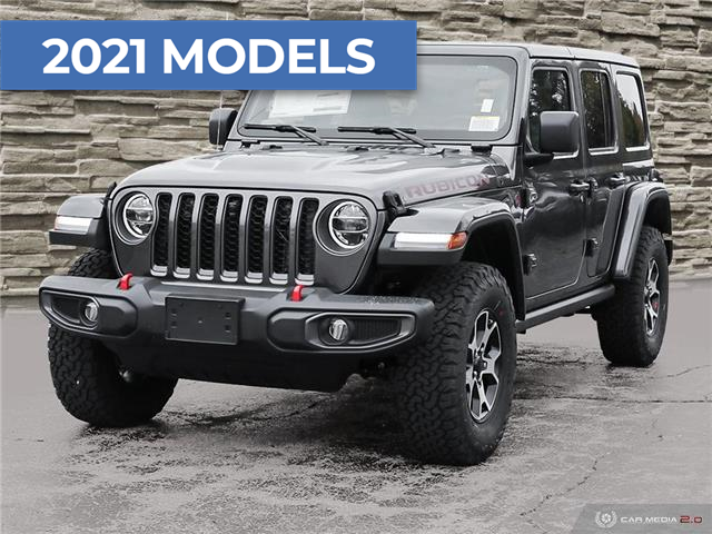2021 Jeep Wrangler Unlimited Rubicon (Stk: M1063) in Hamilton - Image 1 of 20