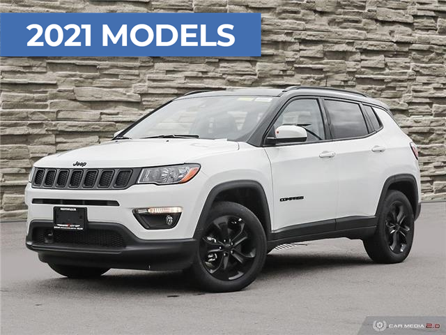 2021 Jeep Compass Altitude (Stk: M2028) in Welland - Image 1 of 27