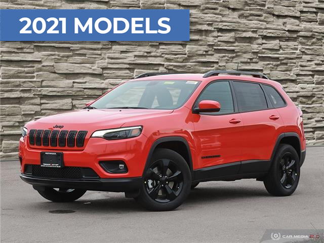2021 Jeep Cherokee Altitude (Stk: M2027) in Welland - Image 1 of 27
