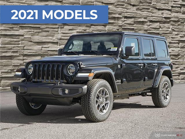 2021 Jeep Wrangler Unlimited Sport (Stk: M1098) in Hamilton - Image 1 of 29