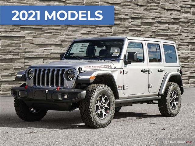 2021 Jeep Wrangler Unlimited Rubicon (Stk: M1070) in Hamilton - Image 1 of 24