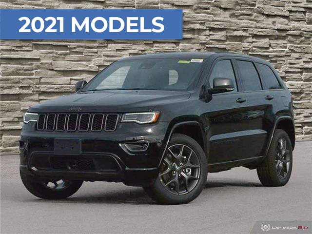 2021 Jeep Grand Cherokee Limited (Stk: M2032) in Welland - Image 1 of 27