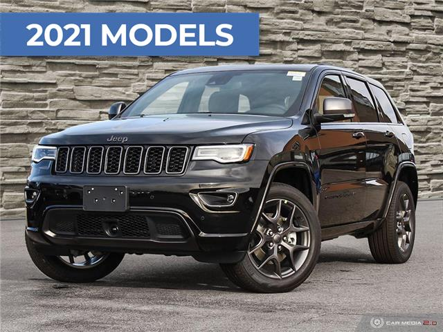 2021 Jeep Grand Cherokee Limited (Stk: J4256) in Brantford - Image 1 of 25